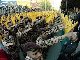 hezbollah training for war