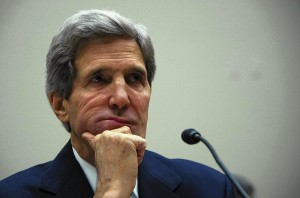 John Kerry testifies on Iran nuclear deal