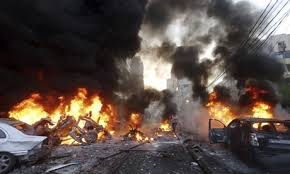 haret hreik explosion 2