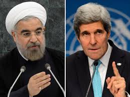 kerry rouhani