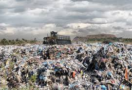 The Naameh landfill