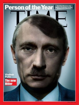 putin the new hitler