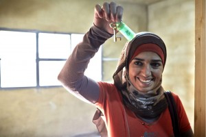 syrian refugee fatima
