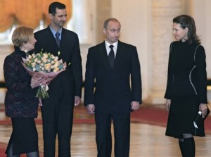 Syria's first lady claims to have the personality of a ...